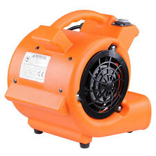 Commercial Air Mover Blower Carpet Dryer 349CFM Floor Drying Industrial Fan CE