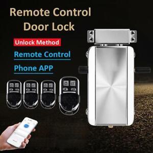 Bluetooth APP Remote Control Smart Electronic Door Lock Keyless Home Security