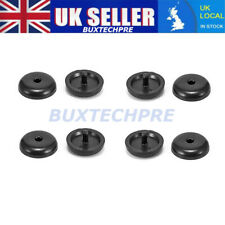 Universal Car Seat Belt Stopper Buckle Buttons Holders Studs Retainer Pin Clips