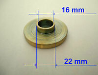 """Bench Grinder Adapter 16mm x 22mm (16mm to 22mm) for grinding wheel 5/8"""" x 22mm"""