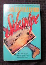 1987 SIDESWIPE by Charles Willeford HC/DJ NM/VF+ 1st St. Martins