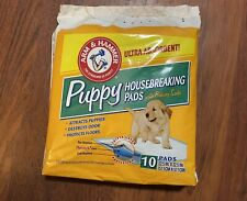 Puppy Housebreaking Pads, Arm & Hammer