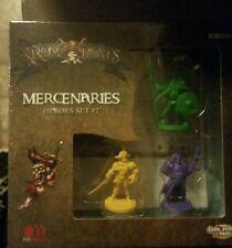 Rum And Bones: Mercenaries Hero Set 2 NEW by Cool Mini Or Not