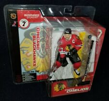 McFarlane NHL Series 7 CHRIS CHELIOS Chicago Blackhawks Chase Variant Figure