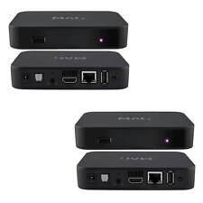 2 x MAG 322w1 IPTV HEVC H.265 Streamer WiFi Linux Multimedia Internet Receiver