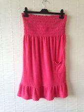 Juicy Couture frotté Strapless Dress Sz S