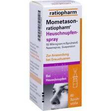 MOMETASON ratiopharm Heuschnupfenspray 10 g PZN 12457963