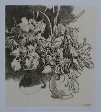 CASTELLANI Leonardo (Faenza, Ravenna 1896 - 1984), Il mazzetto di anemoni
