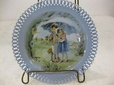 Seasons Remembered Collectible Plate Autumn Showers Limited Edition #629 Denmark