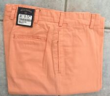 BRAND NEW -Bills Khaki M2-MEPB Plain Front POPLIN SZ 36 MELON MSRP $165