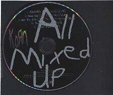 All Mixed Up KORN Cd Only
