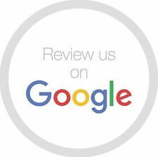 Sticker - Label Review us on Google - Google Maps Rating