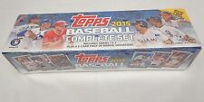 Topps 2015 Baseball Complete Set Series 1 and 2 +  Rookie Variations