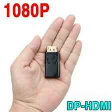 1* 20Pin Display Port to HDMI Male Female Adapter Converter Port Display B6G1