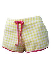 Señoras Pantalones cortos de Pijama Cuadros BRAVISSIMO COMPROBADO Pantalones Cortos Pantalones Ropa de dormir (86)