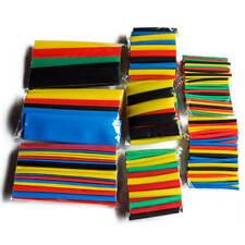 328pcs Assorted Heat Shrink Tubing 5 Colors 8 Sizes Tubing Wrap Sleeve Kit