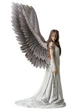 Spirit Guide Gothic Angel by Anne Stokes Mythical Magic Winged Statue #WU75869AA