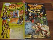 JLA Special: YOUNG JUSTICE  #  7 -- Dino 1. Auflage 1999 / Superboy+Robin+Impuls