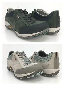 Dansko Paisley Women's Hiking Shoes Vibram Sole Waterproof Pine & Stone NWOB
