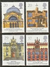 Gb Mnh Scott 1314-1317, 1990 Stamp World 90, London, complete set of 4