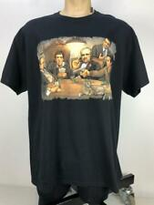 Spencers Big Chris Art Mens Gangers Graphic Tee Godfather Goodfellas Scarface XL