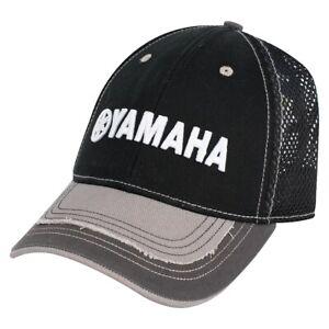 Yamaha Men's Athletic Hat CRP-18HMU-LT-NS