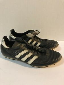 Vintage 1995 Adidas Copa Mundial Soccer Cleats Size 9.5 Men's Football Shoes