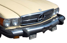 MERCEDES-BENZ FRONT RADIATOR GRILLE CHASIS W107