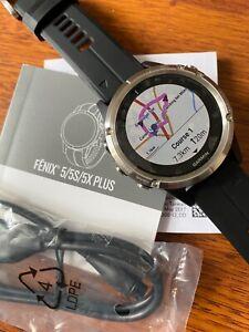 Reloj Pulsera Garmin Fenix 5 Plus - 47 mm