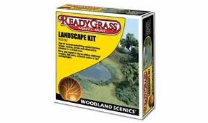 NEW Woodland N/HO Train Scenery LandScape Kit RG5152