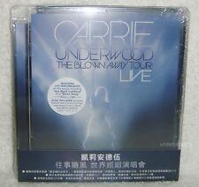 Carrie Underwood The Blown Away Tour: LIVE Taiwan DVD w/OBI