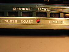 American Flyer Northern Pacific Passenger Car Decals