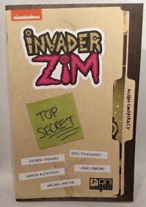 Invader Zim #0 Truthshrieker 2015 ONI Press Jhonen Vasquez Clean NM Unread Copy