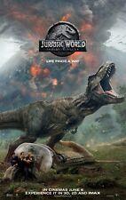 Jurassic World 2 Fallen Kingdom Movie Poster (24x36) - Chris Pratt, Howard v5
