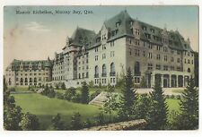 Manoir Richelieu MURRAY BAY QC Vintage Quebec Canada Postcard