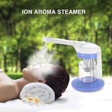 Vaporizador Facial Vapor de Ozono Rociador Limpieza Poro Para Cuidado de Piel EU