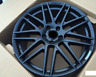 4x Alufelgen für Mercedes-Benz G-Klasse W460 W461 W463 20 Zoll Felgen 9.5J ET50