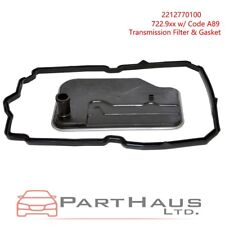 Transmission Filter & Gasket (722.9xx w/ Code A89) for Mercedes-Benz C230 C300