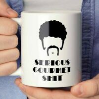 Funny Pulp Fiction Coffee Mug | Serious Gourmet Sh*t | Pulp Fiction Gift | Cup