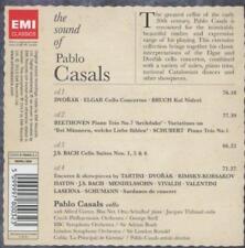 Pablo Casals - The Sound Of Pablo Casals (NEW 4CD)