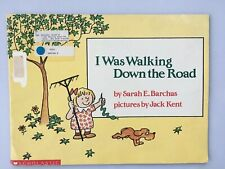 I was Walking Down the Road Barchas Big Book Shared Reading Teacher Scholastic