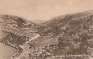 Vintage postcard  of Viaduct- Smardale Gill, United Kingdom *Free Shipping*
