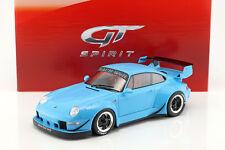 PORSCHE 911 (993) ( RWB ) Azul Claro 1:12 gt-spirit