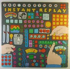 """12"""" Maxi - Dan Hartman - Instant Replay - C953 - washed & cleaned"""