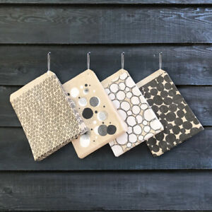 East of India Bubbles Dots Pebbles Small Kraft Paper Bags party favour gift bags