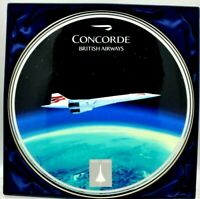 Concorde: The Supersonic Years - Limited Edition Plaque By The Bradford Exchange