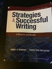 Strategies For Successful Writing Concise Eleventh Edition