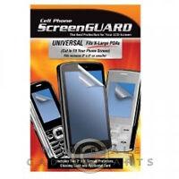 Motorola XT912 Droid Razr/Razr Maxx LCD Screen Protector-Twin Cover Film Guard
