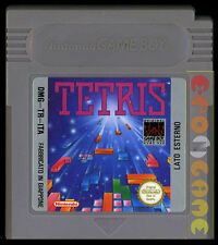TETRIS Nintendo Gameboy Game Boy Versione Europea ••••• SOLO CARTUCCIA