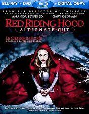Red Riding Hood(NEW BLU-RAY/DVD/DIGITAL COMBO)Amanda Seyfried,Gary Oldman